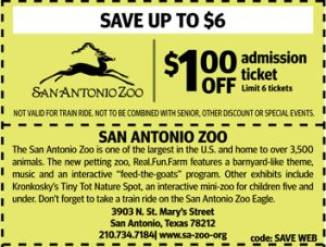 Bronx zoo discount coupon