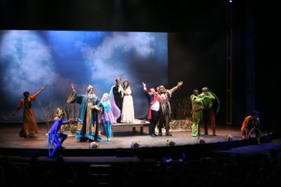 """The Little Mermaid"" Drury Lane Theatre"