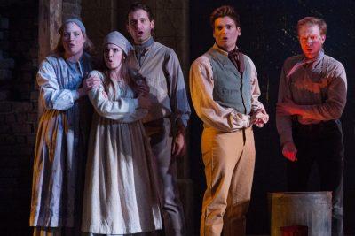 """""""Les Miserables"""" Drury Lane Theatre"""