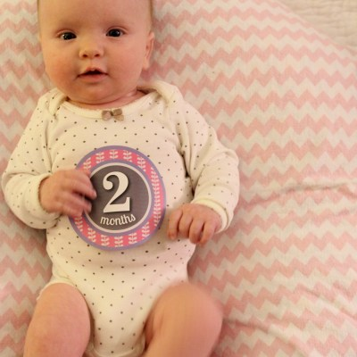 Two months old.