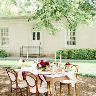 Rose-Colored Party Inspiration