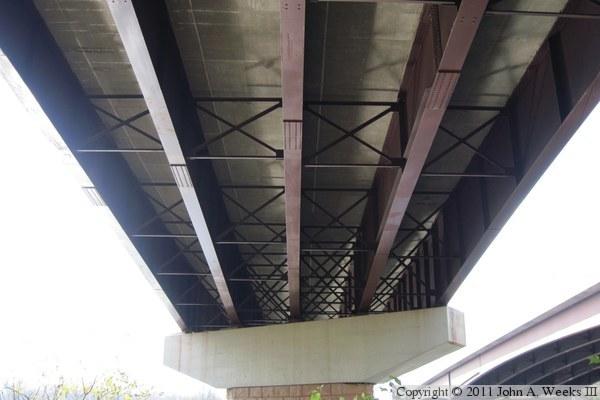 Steel Girder Bridge Civil Engineering