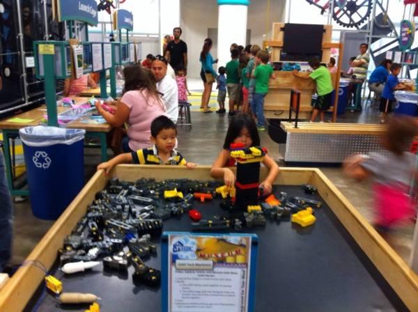 Houston kids activities