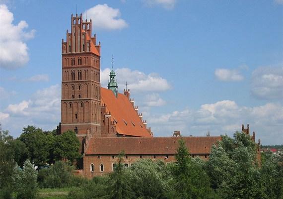 Kollegiatskirche und Kollegiatsstift von Guttstadt (Dobre Miasto), Foto: Bogitor, CC-BY-SA-2.5,2.0,1.0