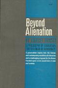 Beyond Alienation