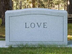 love headstone