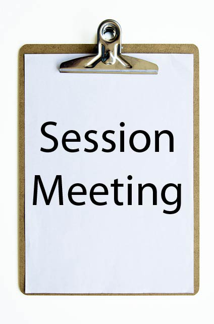 Session Meeting - Welcome