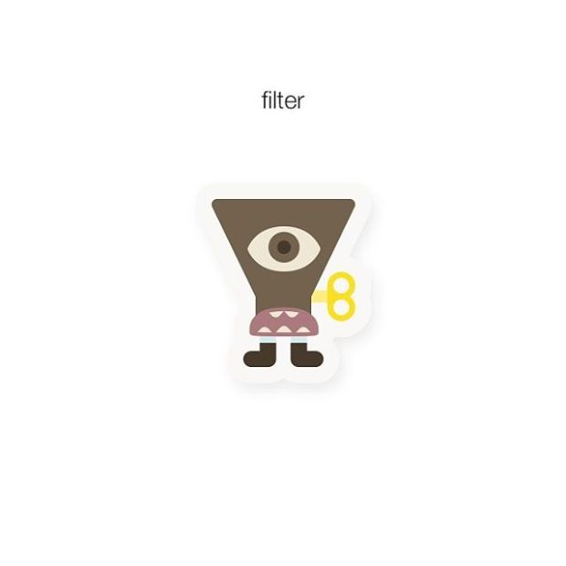 ByBa filter icon