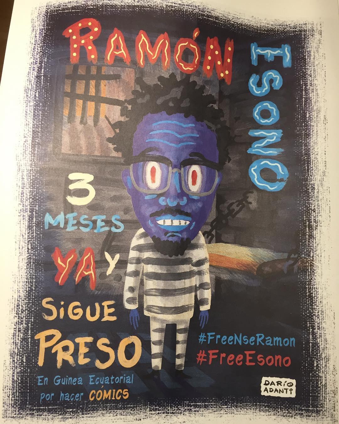 FreeNseRamon FreeEsono por Daro Adanti