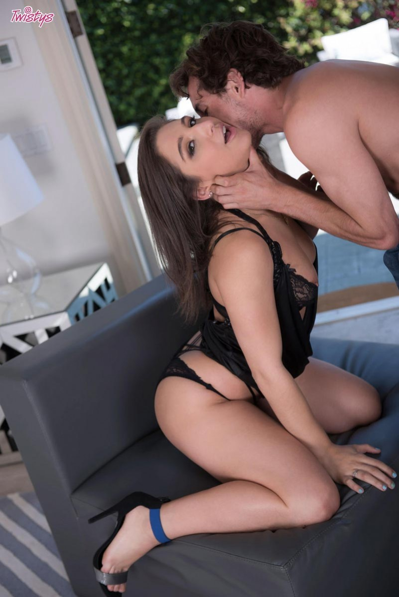 Abella Danger Jizzed after Sex