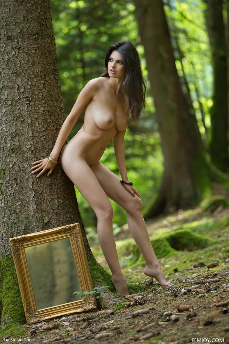 Jasmine Andreas Naked Forest Nymph