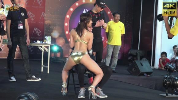 色っぽい女優「あやみ旬果」が台湾でオまんこ擦り付け営業wwwwwwwwwwwwwwww(ムービー&写真あり)