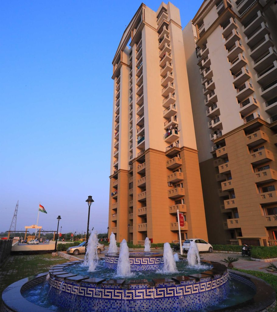 Rattan Jyoti Eros Sampoornam High Rise Apartments In Greater Noida West