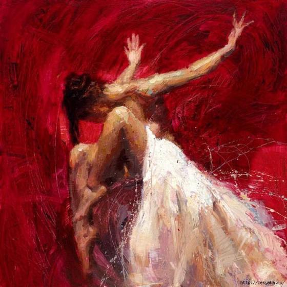 Картина калифорнийского художника Henry Asencio