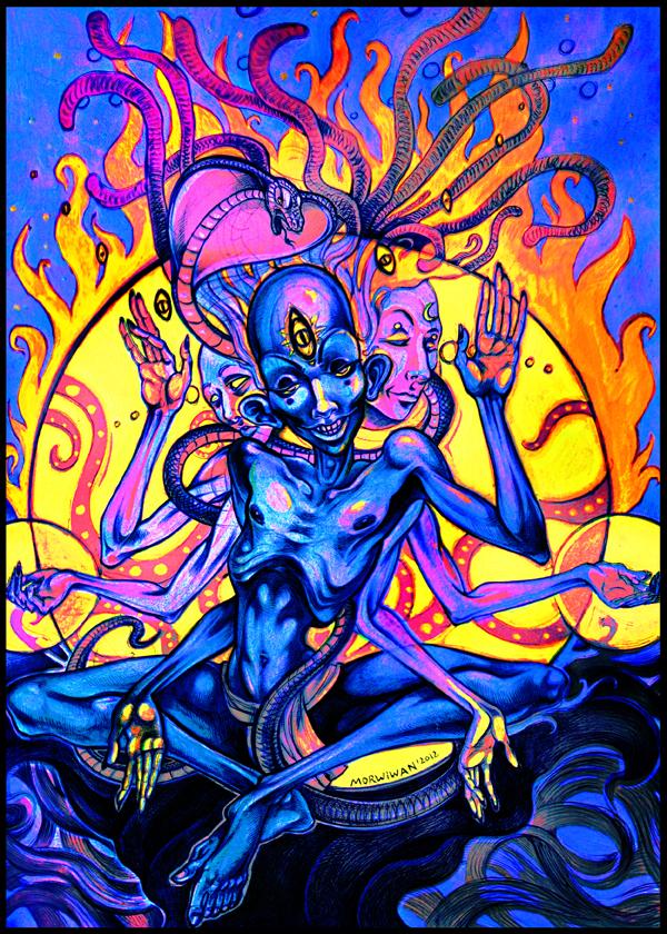 Om Namaha Shivaya by Limbic Splitter