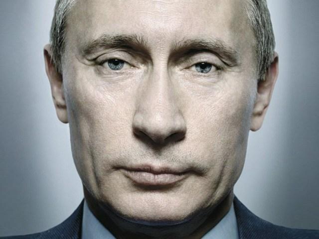 Vladimir Putin © TIME