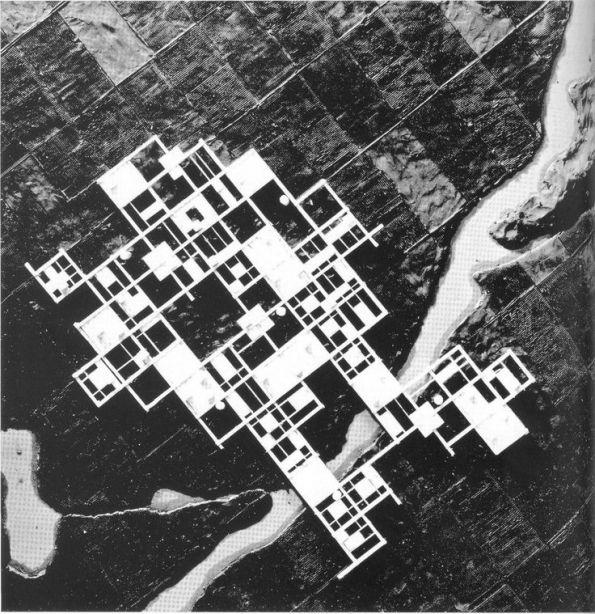 Krisho Kurokawa, 1960. Agricultural City