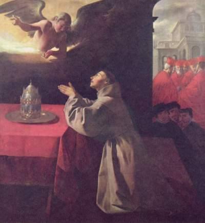 Св. Бонавентура и очи души
