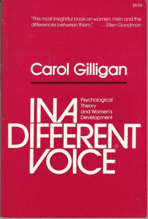 Кэрол Гиллиган, «Другим голосом»
