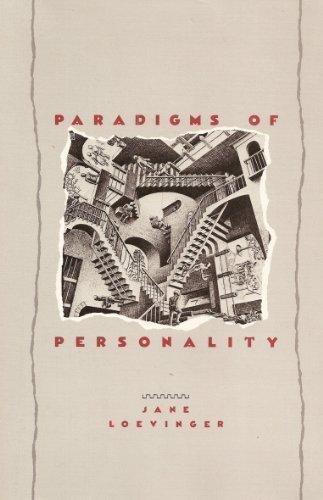 Джейн Лёвинджер, «Парадигмы личности» (1987)