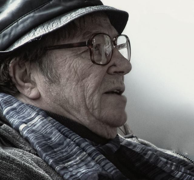 Колин Уилсон (фото © Simon Brighton, 2002)