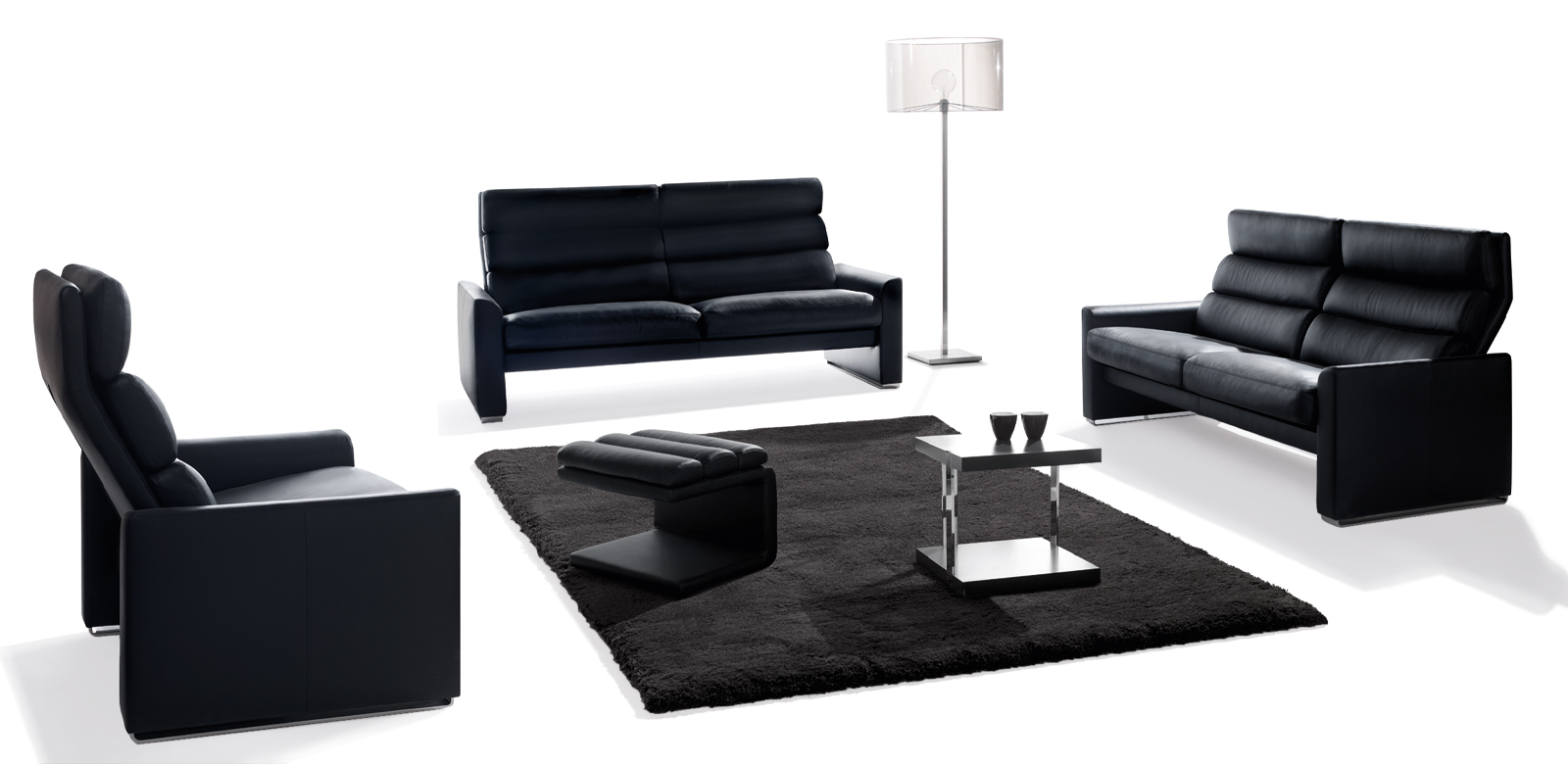 Erpo Sofa Mit Relaxfunktion Soho