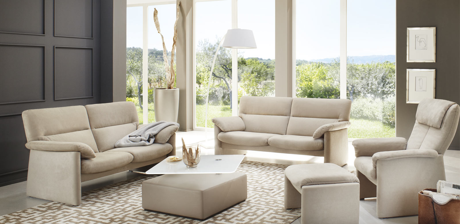 Ecksofa Design Erpo Ecksofa Colorado Hochwertiges Design Sofa