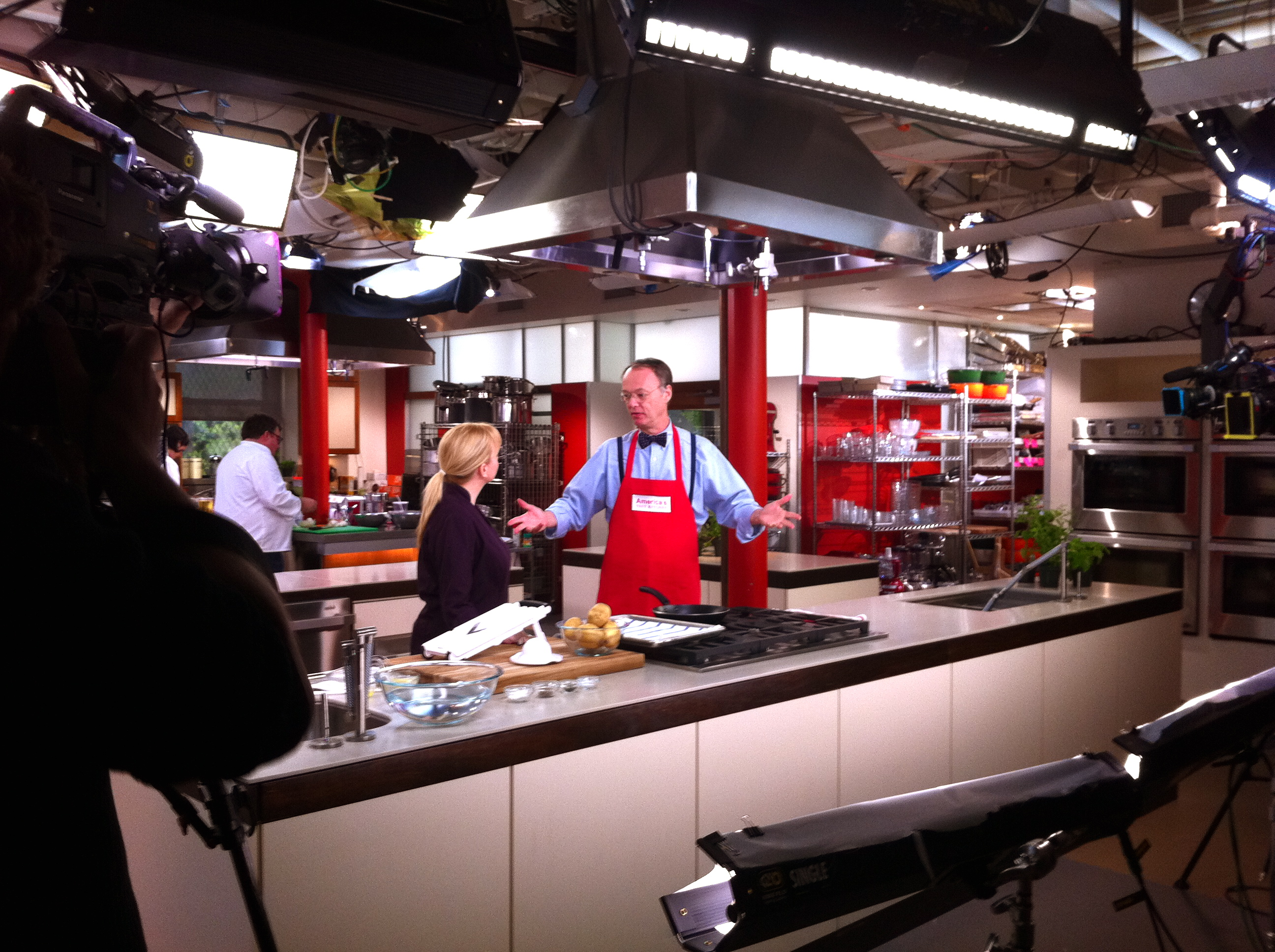 An Afternoon at Americas Test Kitchen