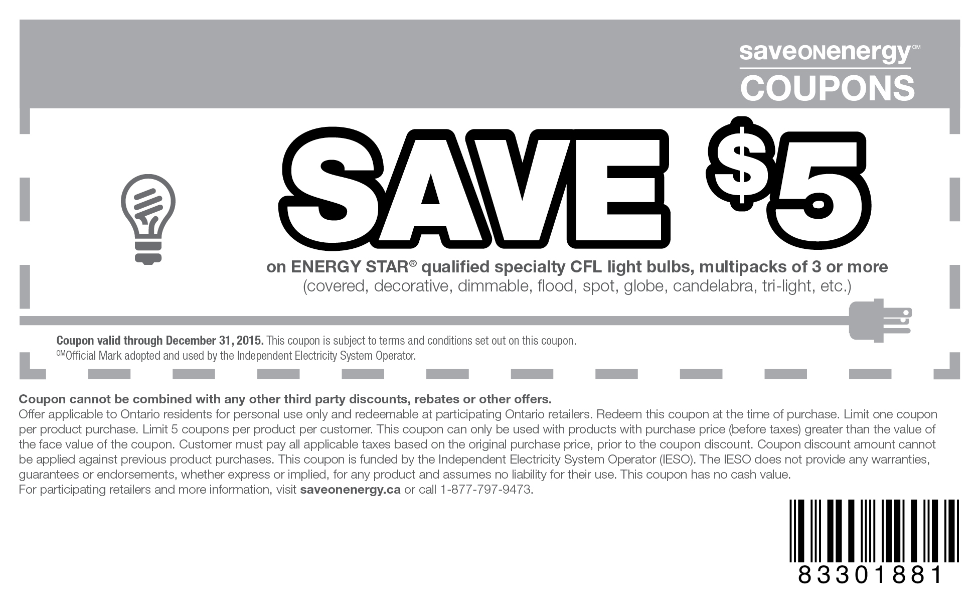 Saveonenergy Coupons Cfl Bulb Multipacks Coupon Erth Power