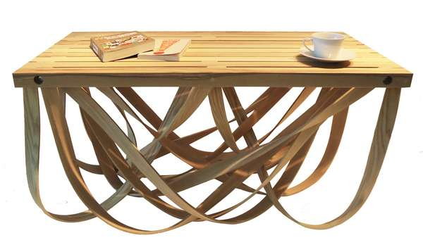 Couchtisch Walker Steam Bending Wood | Erth Walker