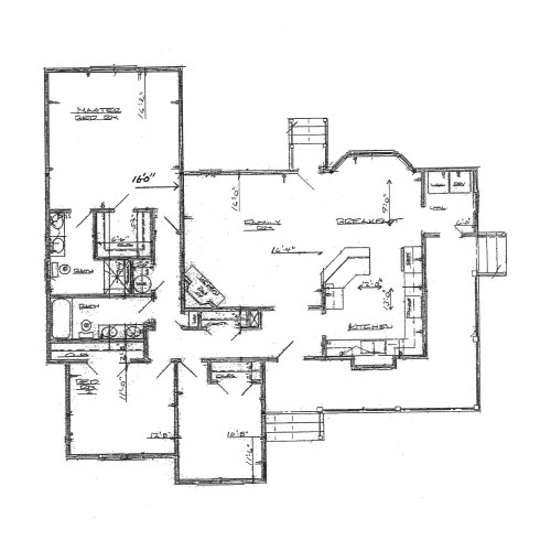 Medium Crop Of House Plans With Wrap Around Porches