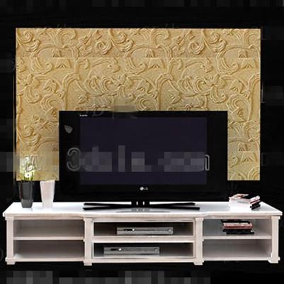 Download Wallpaper Aquarium 3d Moderno Blanco Doble Capa Caja De La Tv 3d Model Download