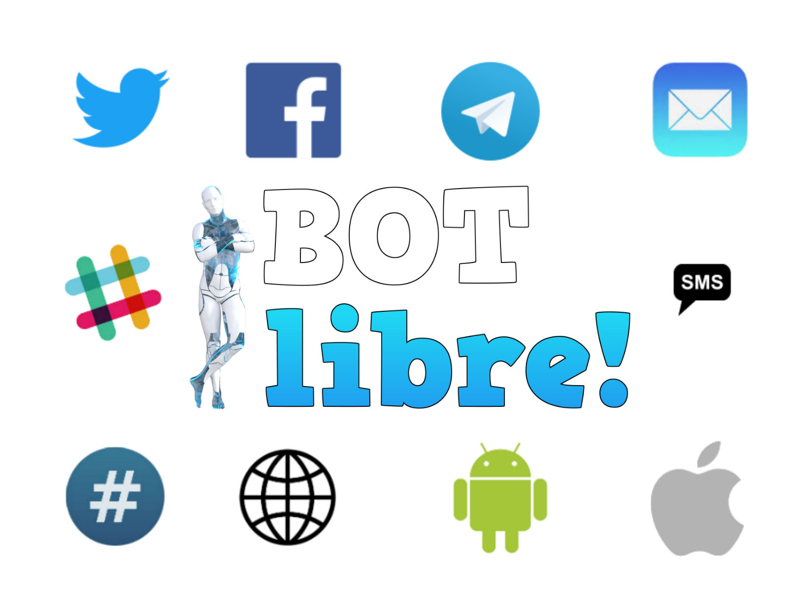 Correo Libre Bot Libre Free Chat Bot Hosting Virtual Agents Twitter