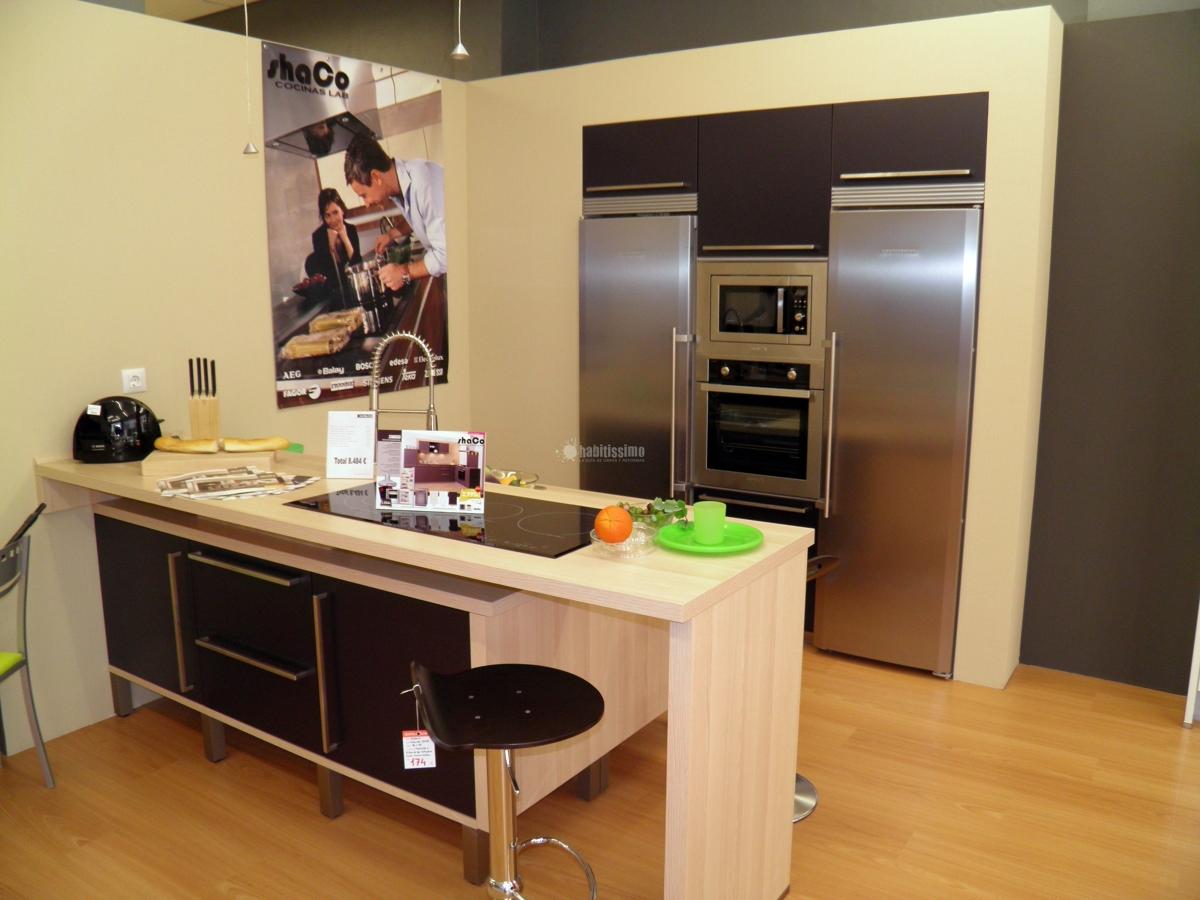Muebles De Cocina En Vizcaya | Cocina Blanca Modelo Minos De La Casa ...