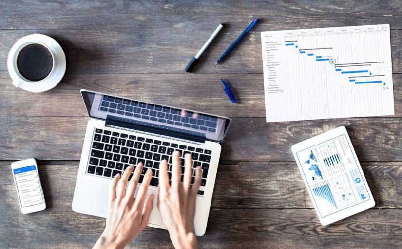 6 trucos para crear un diagrama de Gantt en Excel Gestión de proyectos - diagrama de gantt en excel