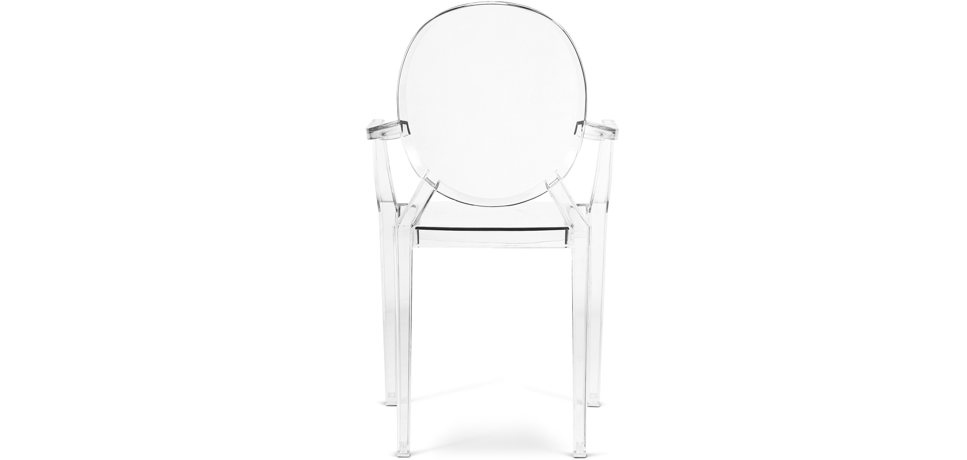 Silla Louis Ghost Silla Louis Ghost Philippe Starck