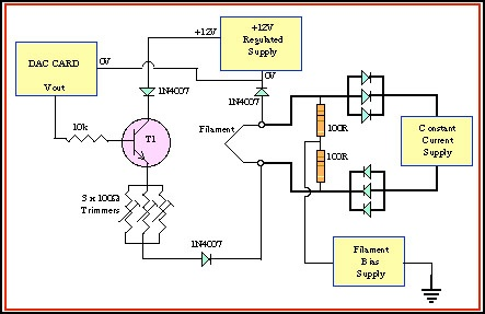 4 phase 6 wire stepper motor internal diagram