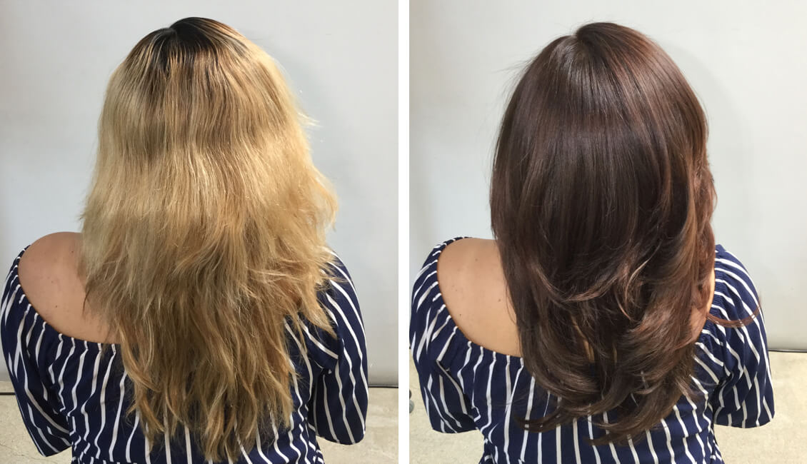 Dying Hair Darker Do I Need a Colorfill?