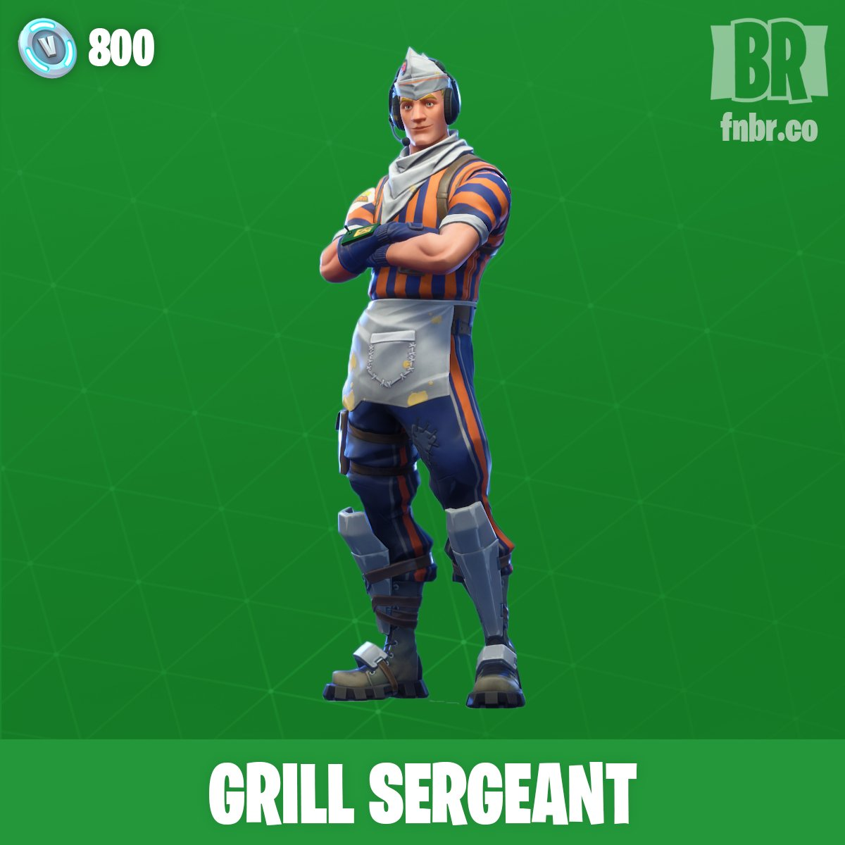 Bon Coin Vetement Fortnite Twitter Grill Sergeant – Escapadeslegendes.fr