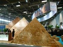 Ägypten hatte sogar die Pyramiden...