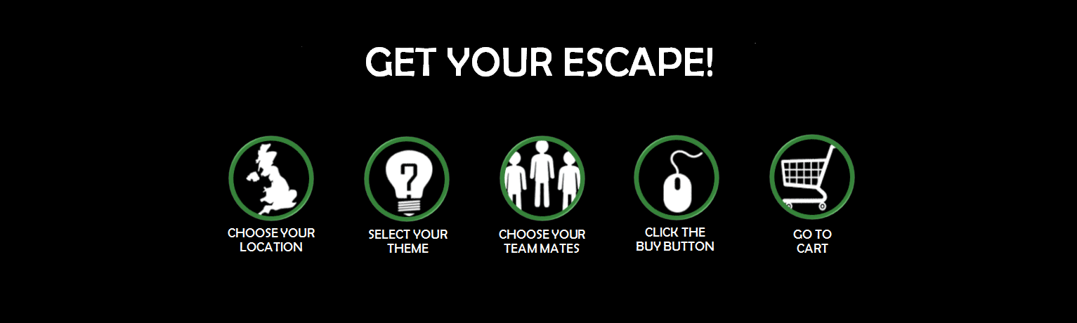 Escape Rooms Get Your Escape