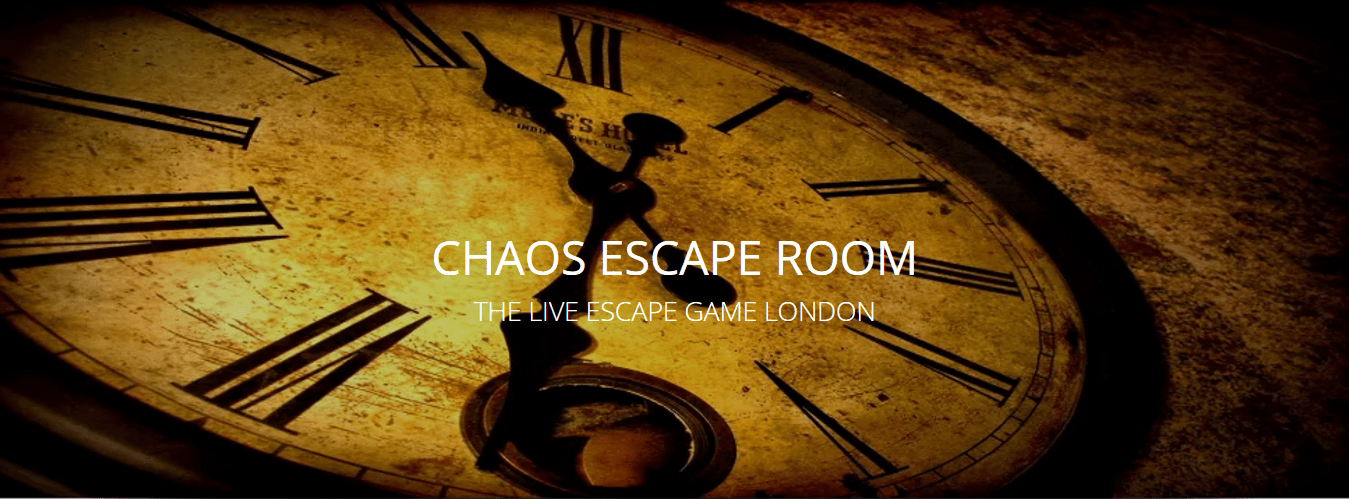 Escape Room Chaos London