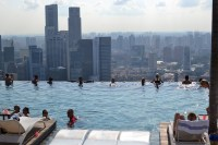 Marina Bay Sands SkyPark Infinity Pool | escape with style