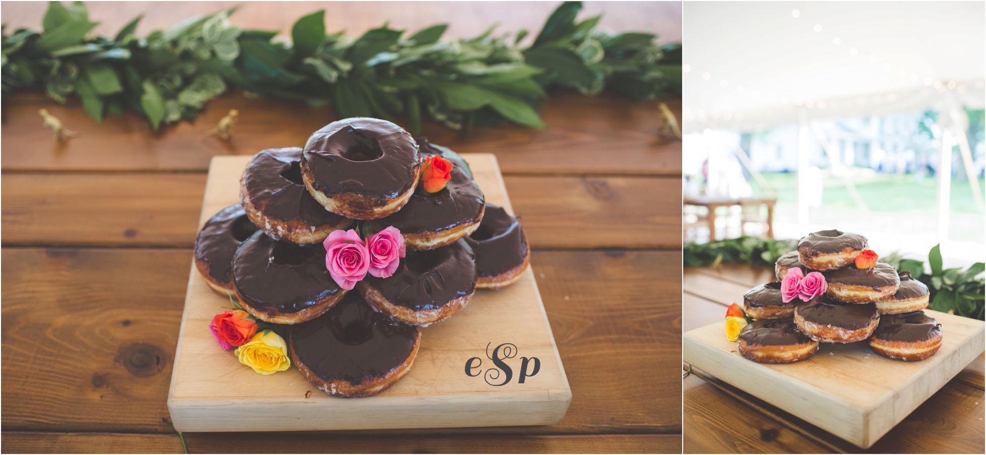 Fullsize Of Donut Wedding Cake