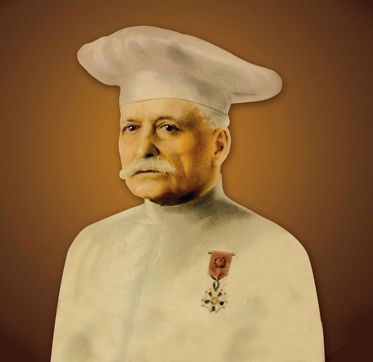 Job Employers The Pantheon Of French Chefs - Escoffier