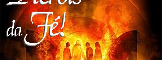 Série: A história da igreja – Conhecendo os Heróis da Fé -02