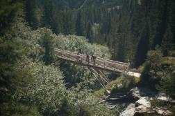 Hiking em Flims
