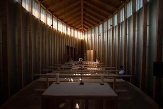 Capela de Peter Zumthor
