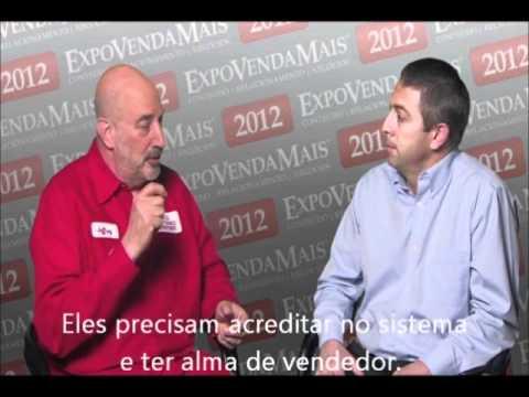 Jeffrey Gitomer no ExpoVendaMais 2012