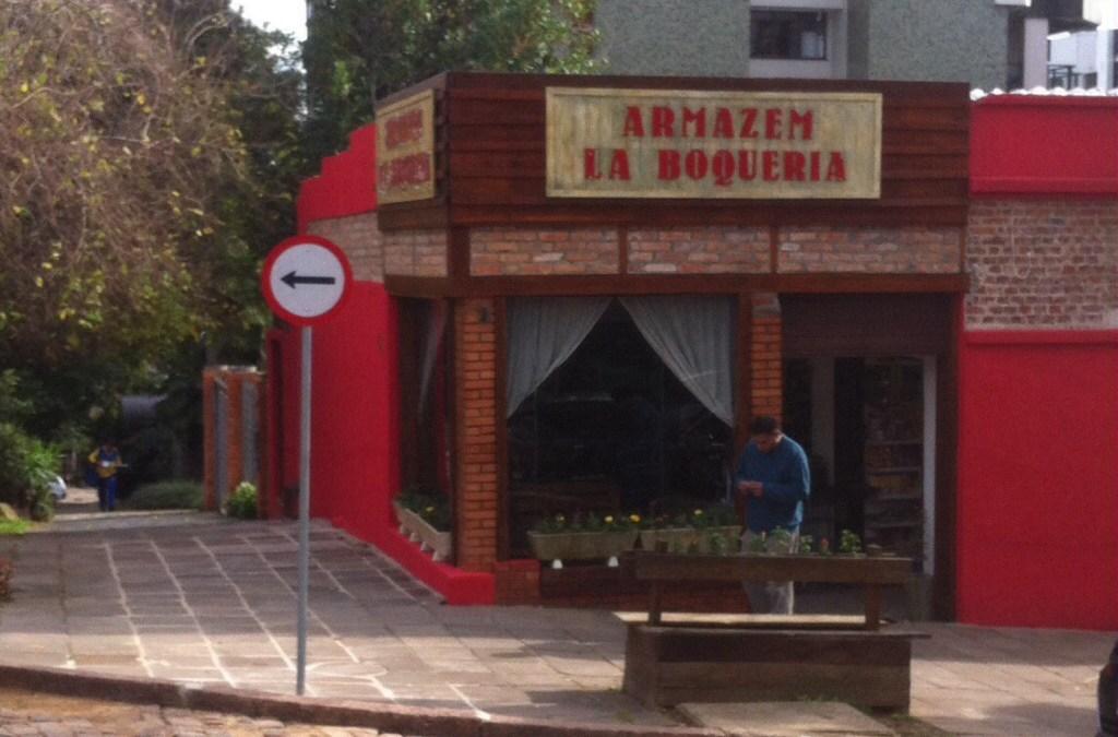 Inovação em mini mercado de bairro